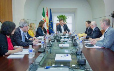 El Comité Europeo de las Regiones hace una valoración favorable de las acciones realizadas en Extremadura en materia de emprendimiento