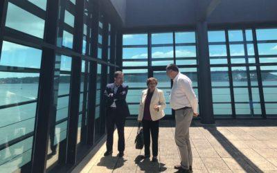 La Plataforma Logística del Suroeste Europeo y Puertos de Lisboa-Setúbal-Sesimbra, avanzan en una estrategia logística compartida