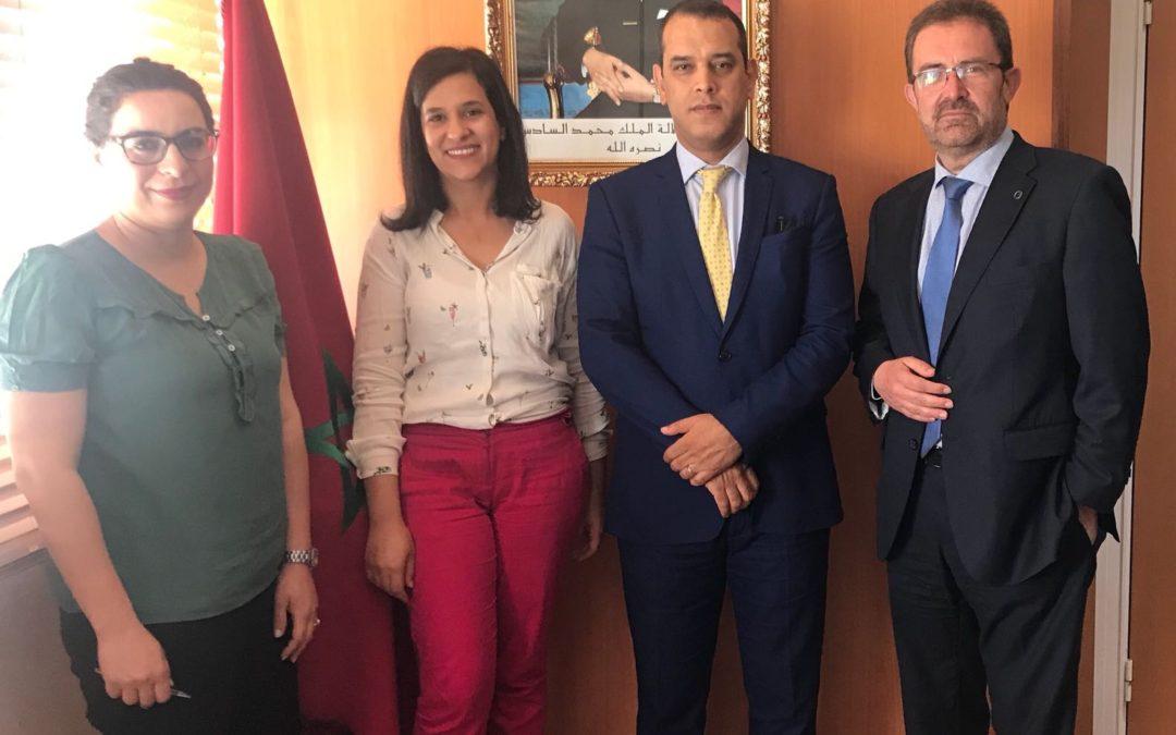 Extremadura y Marruecos refuerzan los canales de cooperación institucional y empresarial en materia económica