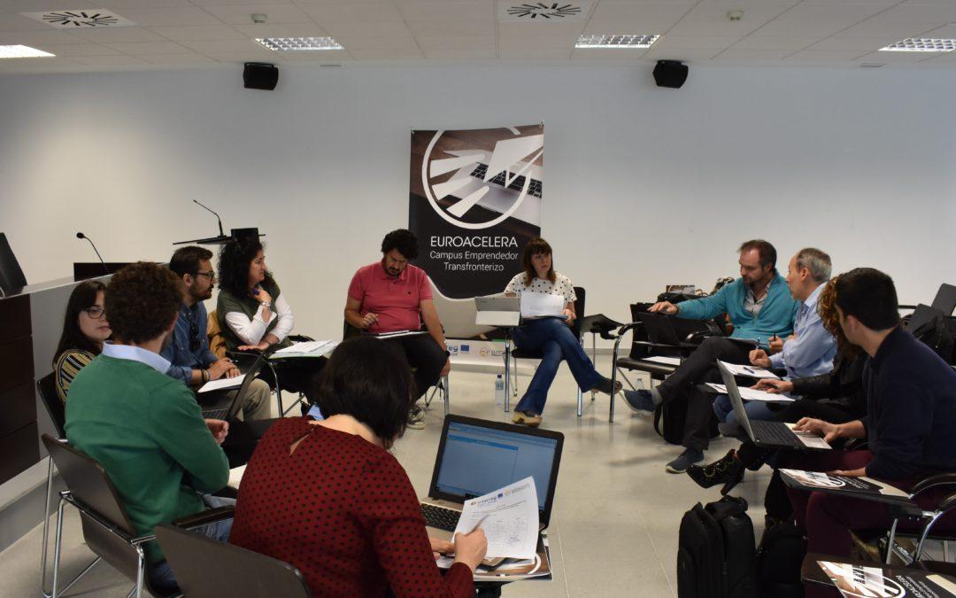 Treinta proyectos empresariales de Extremadura y Portugal participarán en el Primer Programa Transfronterizo de Aceleración
