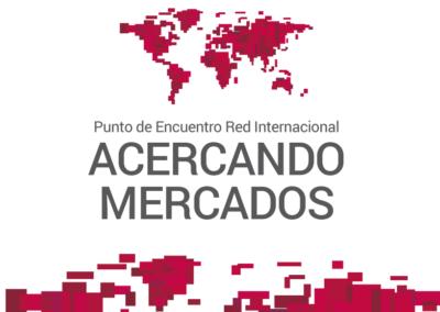 Punto de Encuentro Red Internacional: Acercando Mercados 2018