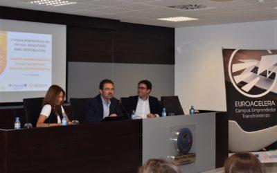 Los participantes en el Campus Emprendedor de Verano Transfronterizo desarrollarán proyectos empresariales para evitar la despoblación en Extremadura y Portugal