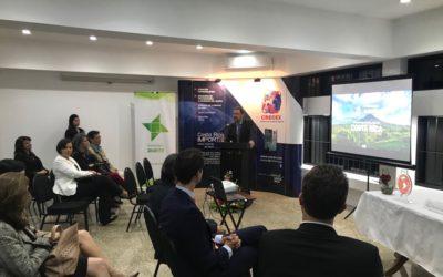 Una delegación extremeña avanza en el fortalecimiento de las relaciones económicas con Costa Rica