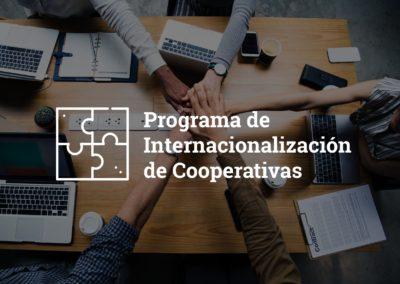 Programa de Internacionalización de Cooperativas