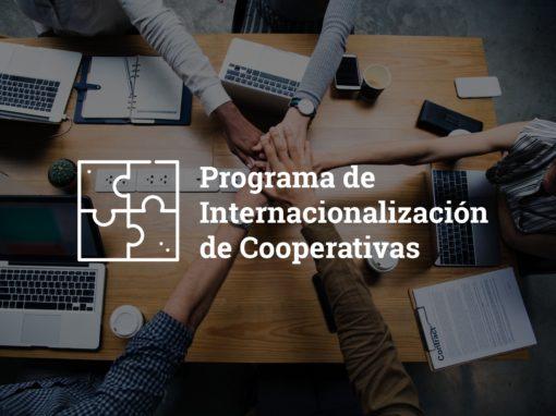 Programa de Internacionalización de Cooperativas 2020