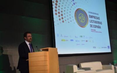 Setenta y dos empresas se reúnen en Mérida para impulsar el mercado de las licitaciones internacionales