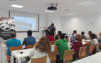 Euroacelera pone en marcha una formación sobre financiación para el desarrollo de ideas empresariales en Extremadura y Portugal