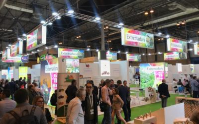 El sector hortofrutícola extremeño se promociona en Fruit Attraction 2018