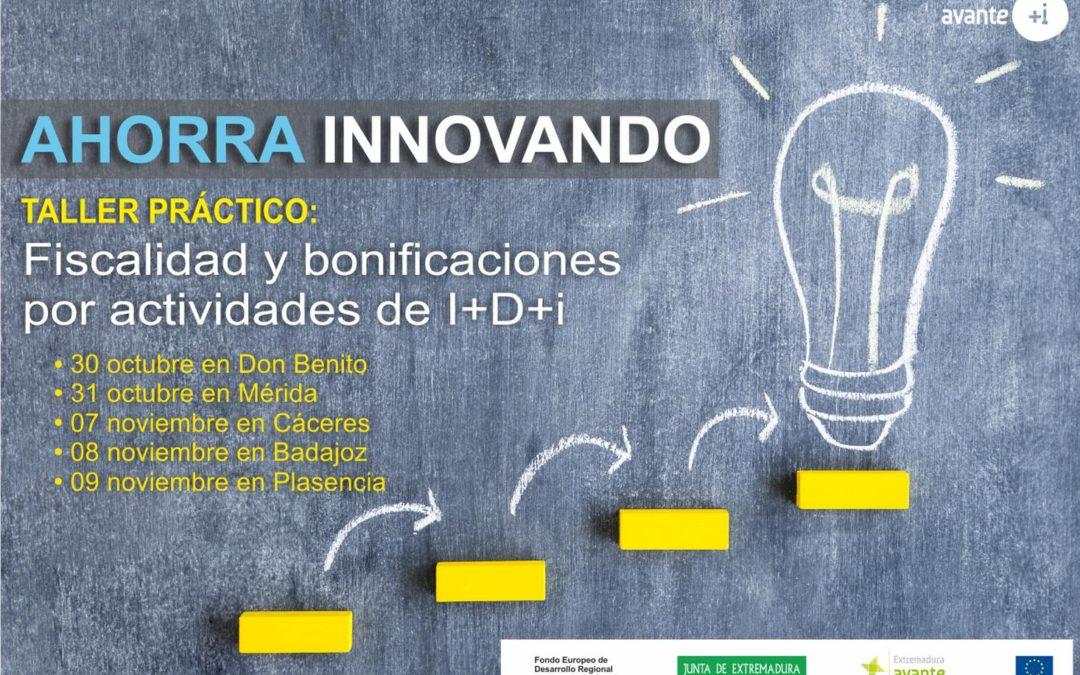 DEDUCCIONES FISCALES Y BONIFICACIONES EN I+D+i