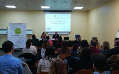 Treinta y siete participantes ponen fin al Programa Formacoex 2018