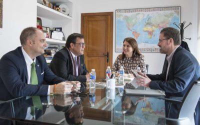 El cónsul de Cuba ratifica la disposición de su país a seguir estrechando relaciones comerciales con Extremadura