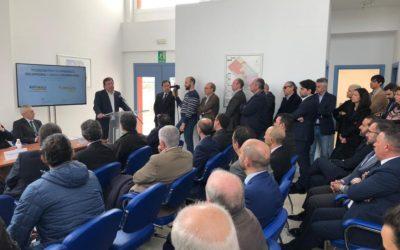 Fernández Vara destaca que el Campo Arañuelo será uno de los tractores de la economía extremeña debido a sus potencialidades