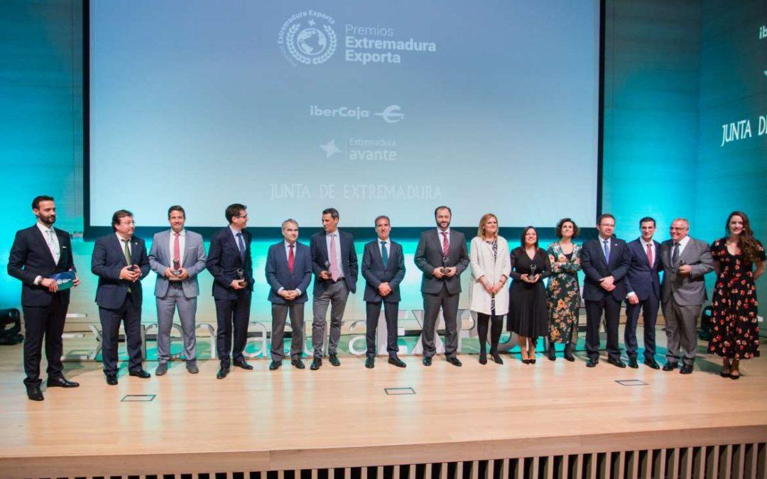 """Fernández Vara destaca los """"buenos"""" datos en materia de exportaciones y apela a la cooperación para seguir creciendo"""