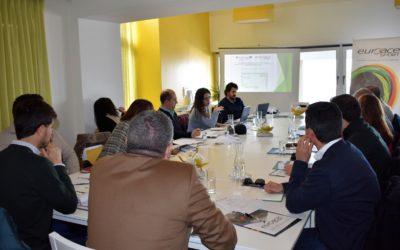 Extremadura y Portugal promueven la Euroace como destino internacional para la práctica deportiva en el medio natural