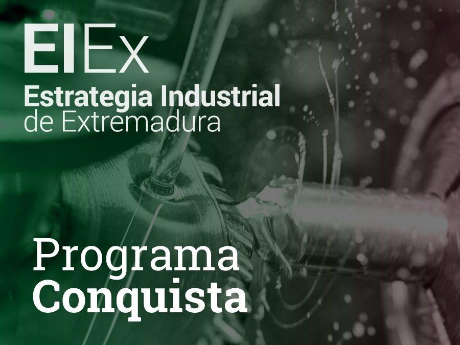 Programa de acceso a nuevos mercados industriales internacionales – CONQUISTA 2020