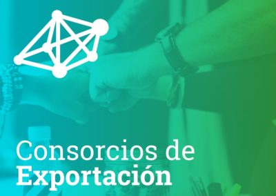 Consorcios de exportación 2020
