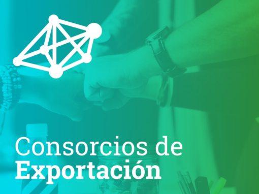 Consorcios de exportación 2019