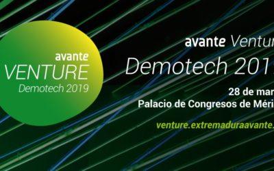 El Avante Venture Demotech 2019 pondrá en valor proyectos innovadores para la región