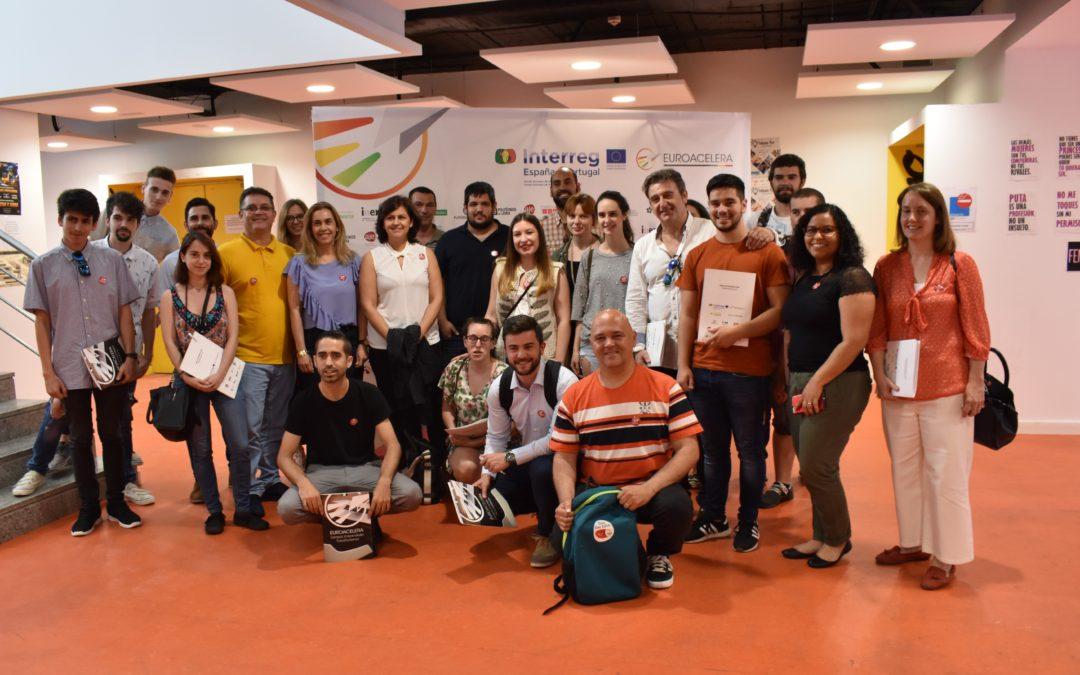 Emprendedores de Extremadura y Portugal se darán cita en Badajoz en la jornada inicial del segundo programa transfronterizo de aceleración
