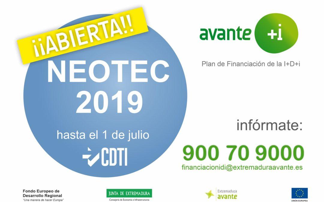 NEOTEC 2019