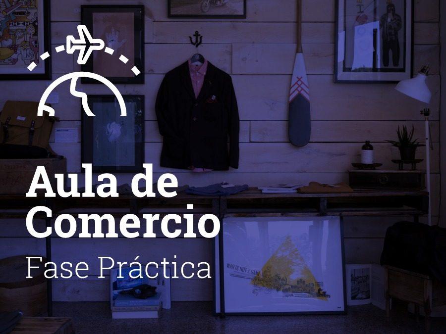Aula de Comercio 2019 – Fase práctica