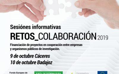 SESIÓN RETOS-COLABORACIÓN 2019