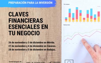 CLAVES FINANCIERAS ESENCIALES PARA TU NEGOCIO