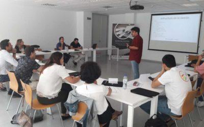 Extremadura Avante desarrolla un programa de formación y tutorización para proyectos y empresas en Portugal
