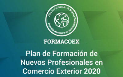 Abierto el plazo de inscripción para participar en la formación teórica de FORMACOEX 2020