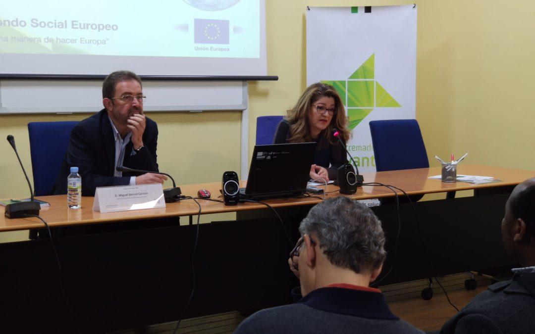 Miguel Bernal aboga por la internacionalización de la economía y la mejora de la empleabilidad