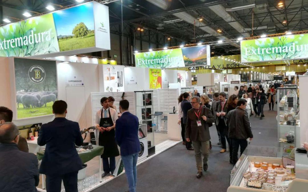 Extremadura Avante convoca ayudas para participar en el Salón Gourmets Madrid y Expofranquicia 2020