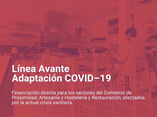 Línea Avante Adaptación COVID–19
