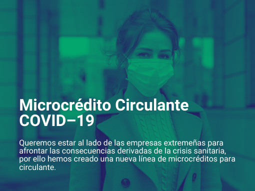 Microcrédito Circulante COVID-19