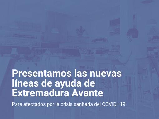 Programa de ayuda con motivo de la crisis del COVID–19