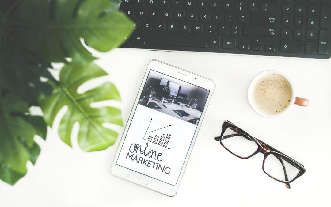 """Webinario Comercio Minorista: """"Marketing Digital para el Pequeño Comercio"""". 28 de julio a las 20:30 hrs."""