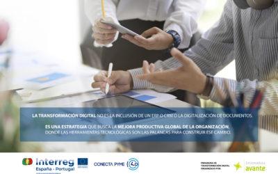 Extremadura Avante lanza un programa de transformación digital para pymes en Extremadura y Portugal