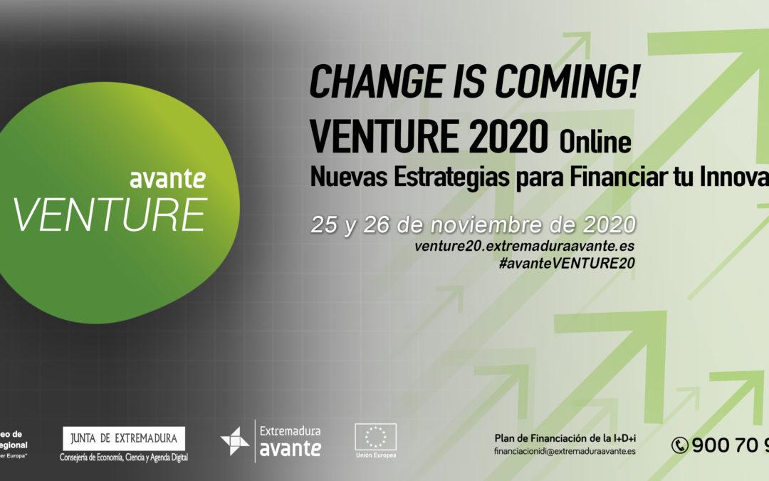 Avante VENTURE afronta nuevos tiempos abordando estrategias y tendencias clave en Innovación empresarial.