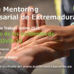 I Encuentro de trabajo online'2021 de la Red de Mentoring de Extremadura