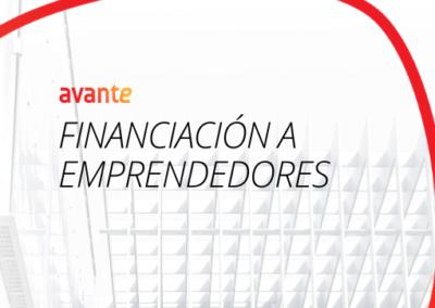 Financiación a emprendedores