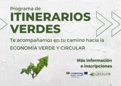 Programa Itinerarios Verdes