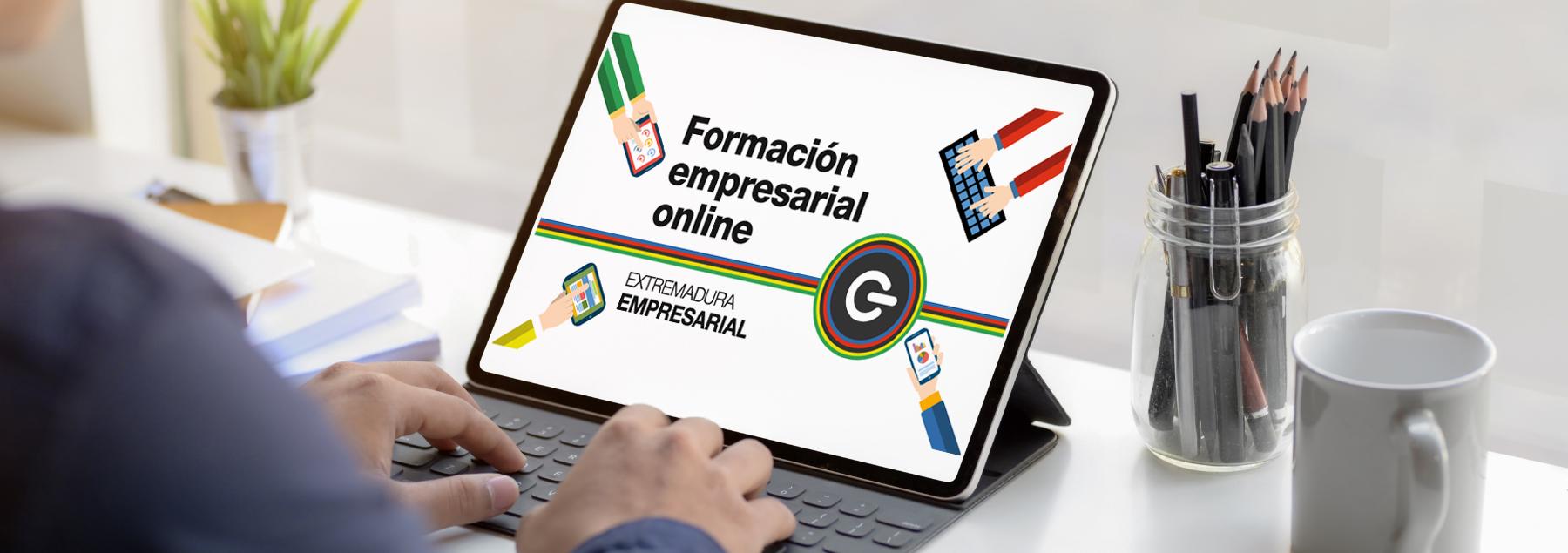 Formación online emprendimiento