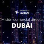 Misión comercial directa DUBÁI 2021