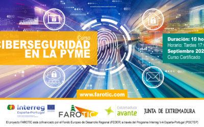 Extremadura Avante organiza dos cursos sobre ciberseguridad y analítica de datos para empresas y personas emprendedoras de la EUROACE