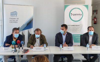 La Junta de Extremadura firma el contrato para la puesta en marcha de la Bioincubadora de la Ciudad de la Salud y la Innovación de Cáceres