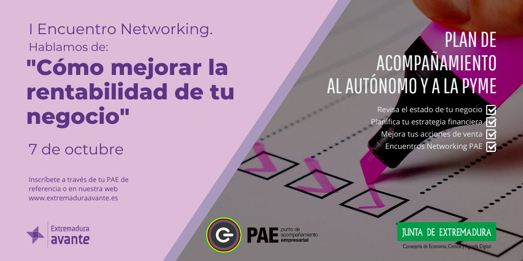 I Encuentro Networking
