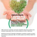 """Taller """"Ecodiseño y envasado sostenible: soluciones circulares para empresas responsables"""". Proyecto LOCALCIR"""